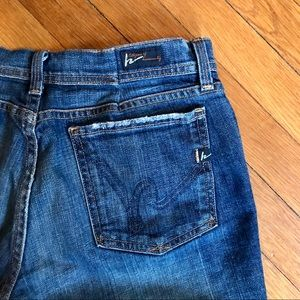 Citizens of Humanity Jeans Ava #142 Low Waist   30